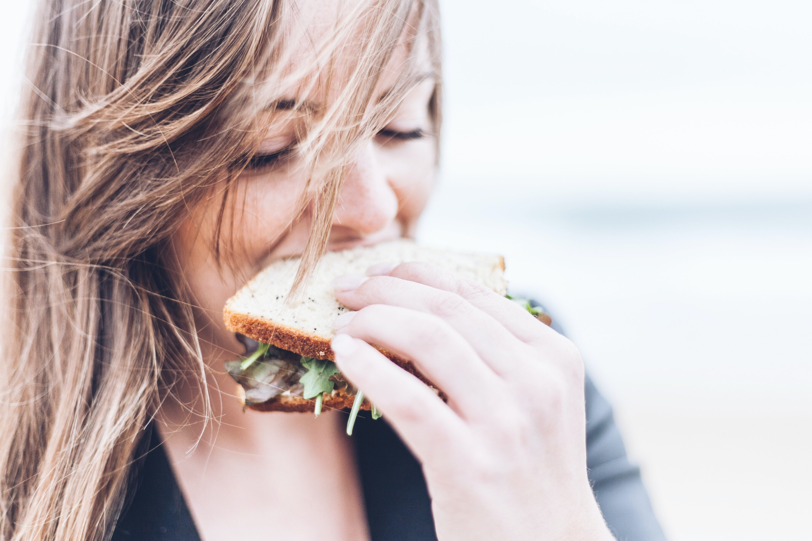 Is it Stress Eating if You Are Being Mindful?